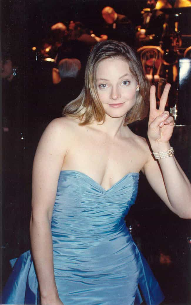Jodie Foster is listed (or ranked) 4 on the list 27 Celebrities with Gay Parents