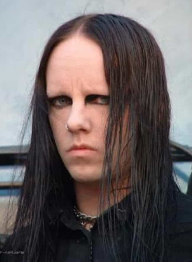 Joey Jordison is listed (or ranked) 4 on the list Famous Guitarists from Iowa