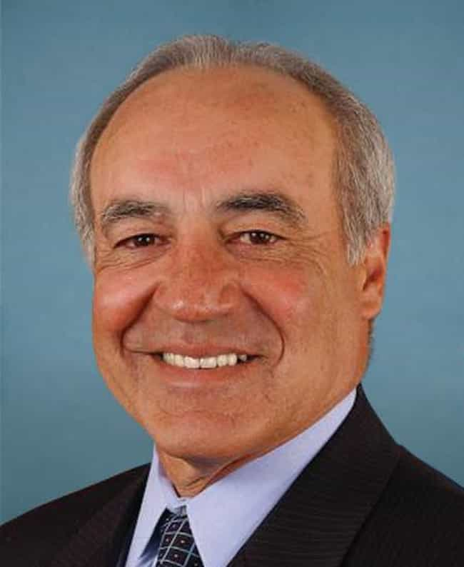 Joe Baca is listed (or ranked) 1 on the list List of Famous PR Specialists