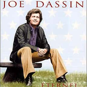 Joe Dassin is listed (or ranked) 6 on the list The Best Chanson Bands/Artists