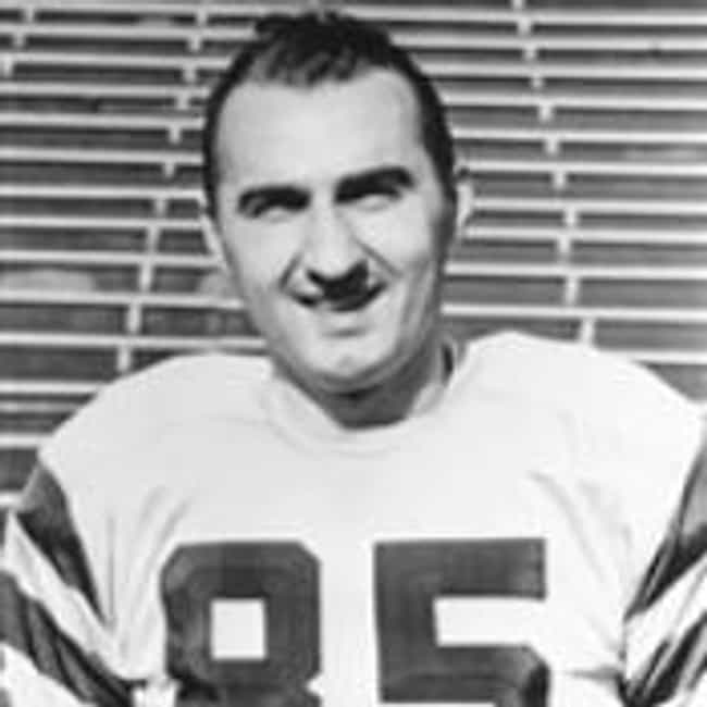 Joe Krol is listed (or ranked) 2 on the list Famous Male Canadian Football Players