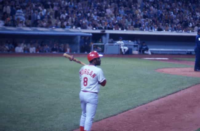 Joe Morgan is listed (or ranked) 1 on the list The Top 10 Best Baseball Players of the 1970's