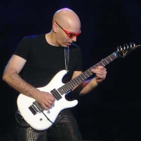Joe Satriani is listed (or ranked) 1 on the list Famous Bands from Italy