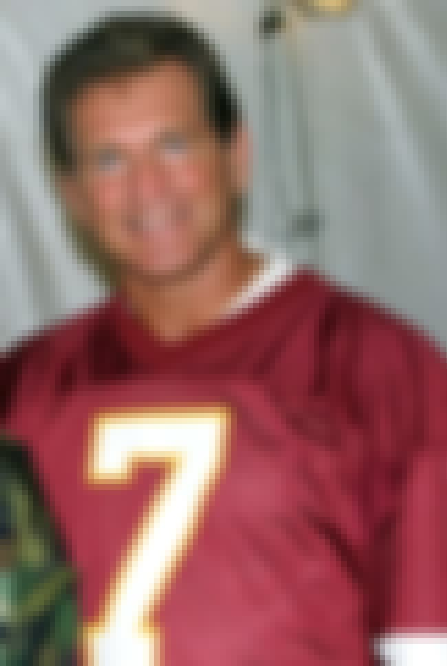 Joe Theismann is listed (or ranked) 4 on the list The Greatest Quarterbacks the NFL Missed