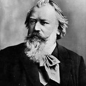 Johannes Brahms is listed (or ranked) 4 on the list Famous People Buried in Vienna
