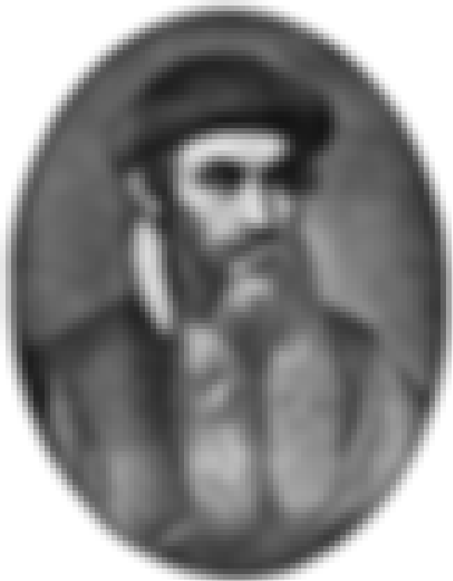 Johannes Gutenberg is listed (or ranked) 5 on the list List of Famous Printers