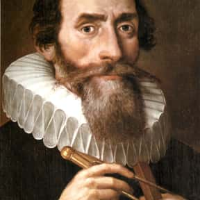 Johannes Kepler is listed (or ranked) 15 on the list The Greatest Minds of All Time