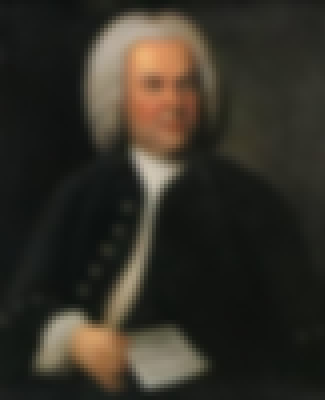 Johann Sebastian Bach is listed (or ranked) 3 on the list List of Famous Violinists