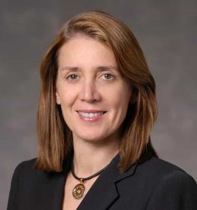 Ruth Porat is listed (or ranked) 4 on the list Famous Female Bankers