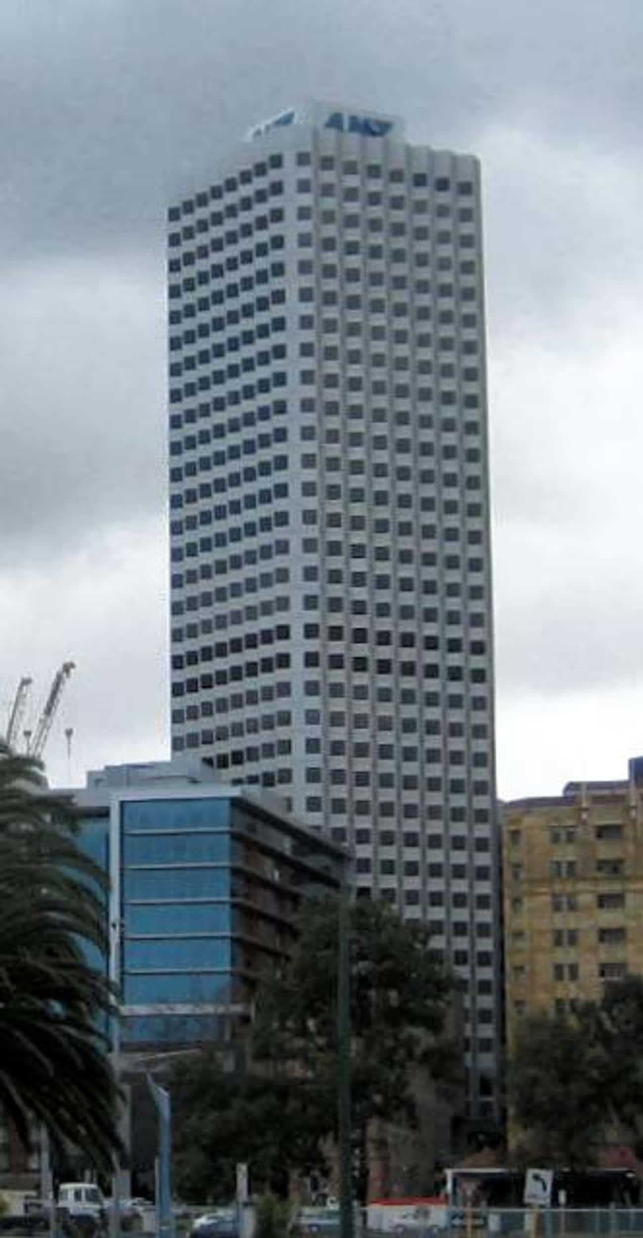Allendale Square is listed (or ranked) 4 on the list List of Famous Perth Buildings & Structures