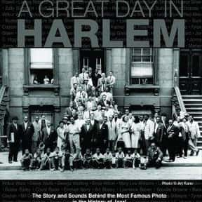 A Great Day in Harlem is listed (or ranked) 24 on the list List of All Movies Released in 1995
