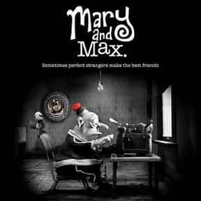 Mary and Max is listed (or ranked) 19 on the list The Best Intelligent Animated Movies of All Time