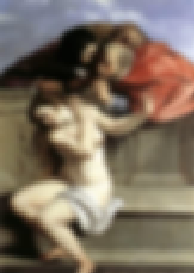 Susanna and the Elders is listed (or ranked) 4 on the list Famous History Paintings by Artemisia Gentileschi