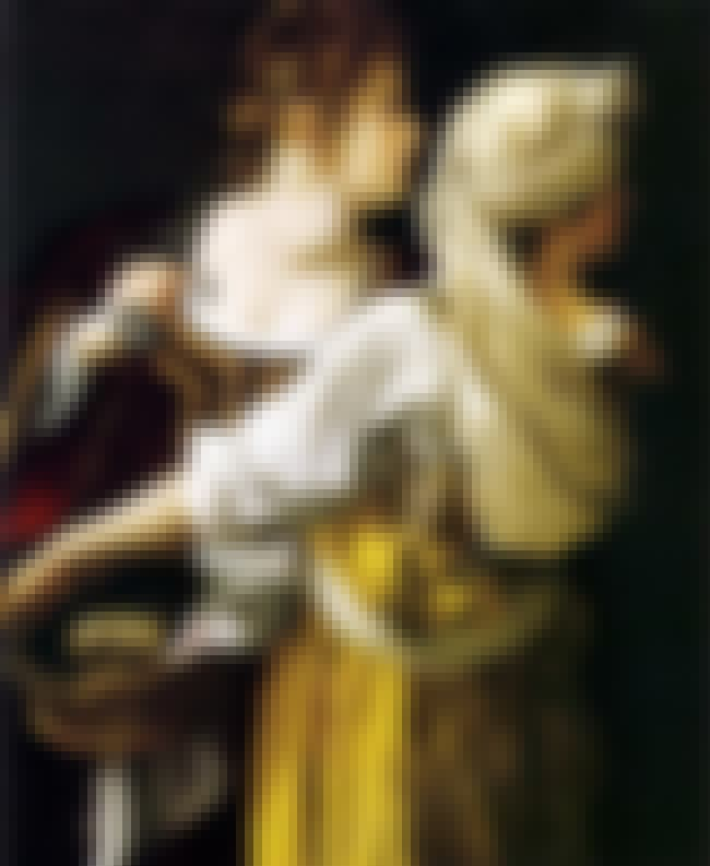 Judith and her Maidservant is listed (or ranked) 2 on the list List of Famous Artemisia Gentileschi Artwork