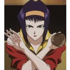 Faye Valentine is listed (or ranked) 7 on the list The Greatest Anime Characters That Smoke