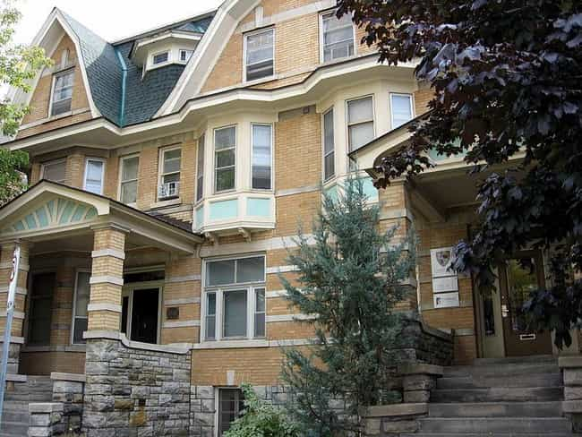 182-184 Lisgar Street is listed (or ranked) 3 on the list List of Famous Ottawa Buildings & Structures
