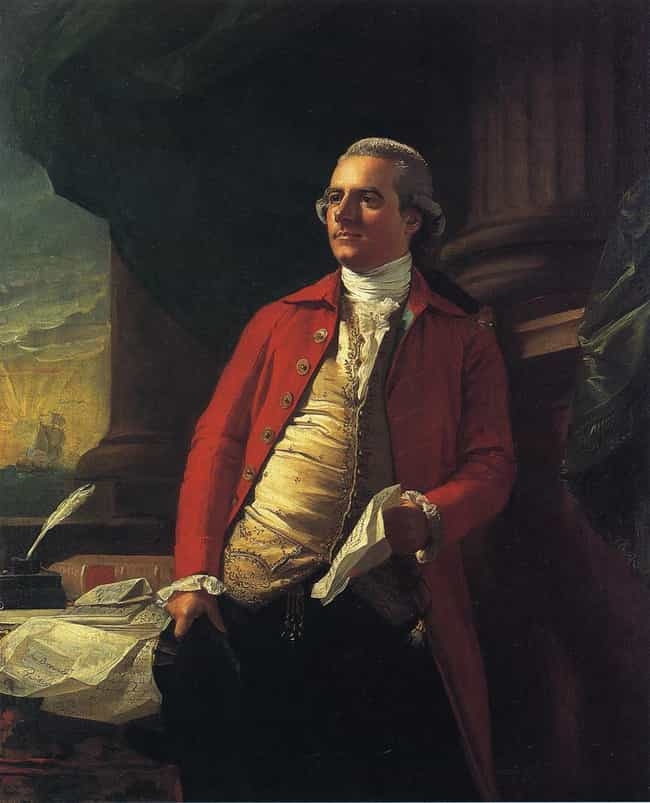 Elkanah Watson is listed (or ranked) 3 on the list Famous John Singleton Copley Paintings