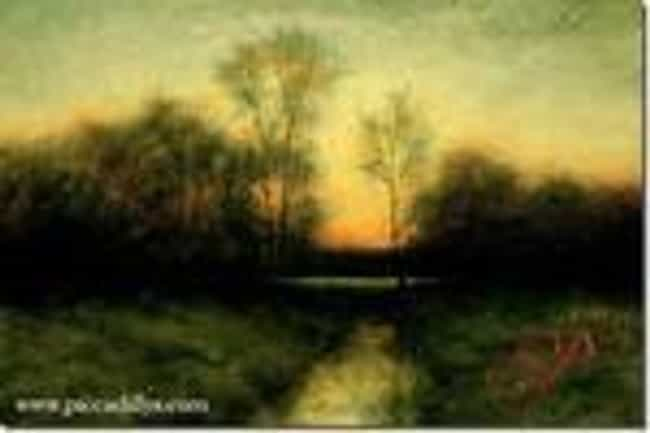 Last Light is listed (or ranked) 3 on the list Famous Body of water Art
