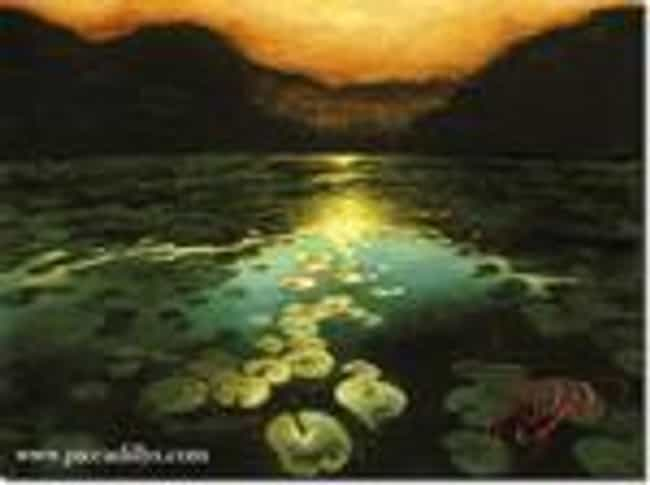 The Basin is listed (or ranked) 4 on the list Famous Body of water Art