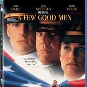 A Few Good Men is listed (or ranked) 6 on the list The Best Movies With Good in the Title
