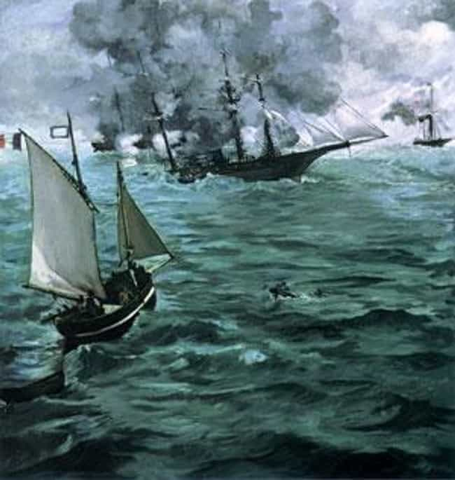 List of Famous Marine Art Paintings