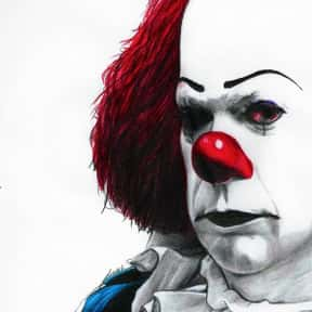 Pennywise the Dancing Clown is listed (or ranked) 11 on the list The Best TV Villains Of All Time