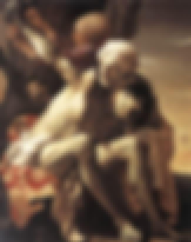 St. Sebastian is listed (or ranked) 2 on the list Famous Saint Irene of Rome Art