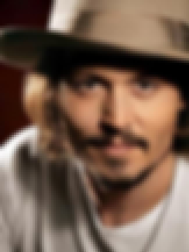 Johnny Depp is listed (or ranked) 3 on the list The Most Captivating Celebrity Eyes (Men)
