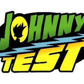Johnny Test is listed (or ranked) 8 on the list Kids' WB TV Shows/Programs