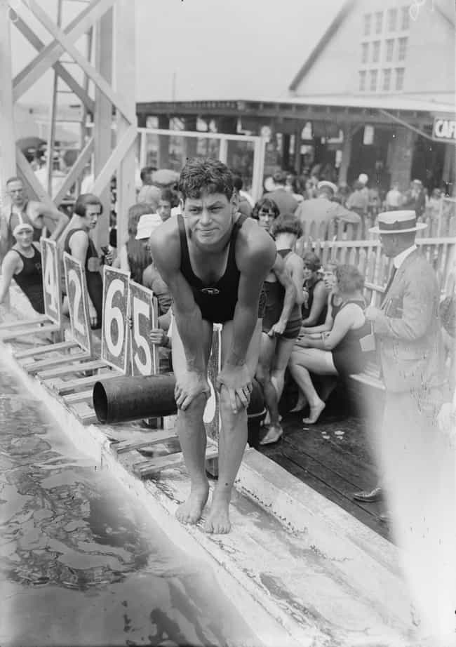 Johnny Weissmuller is listed (or ranked) 2 on the list Famous People Who Died of Pulmonary Edema