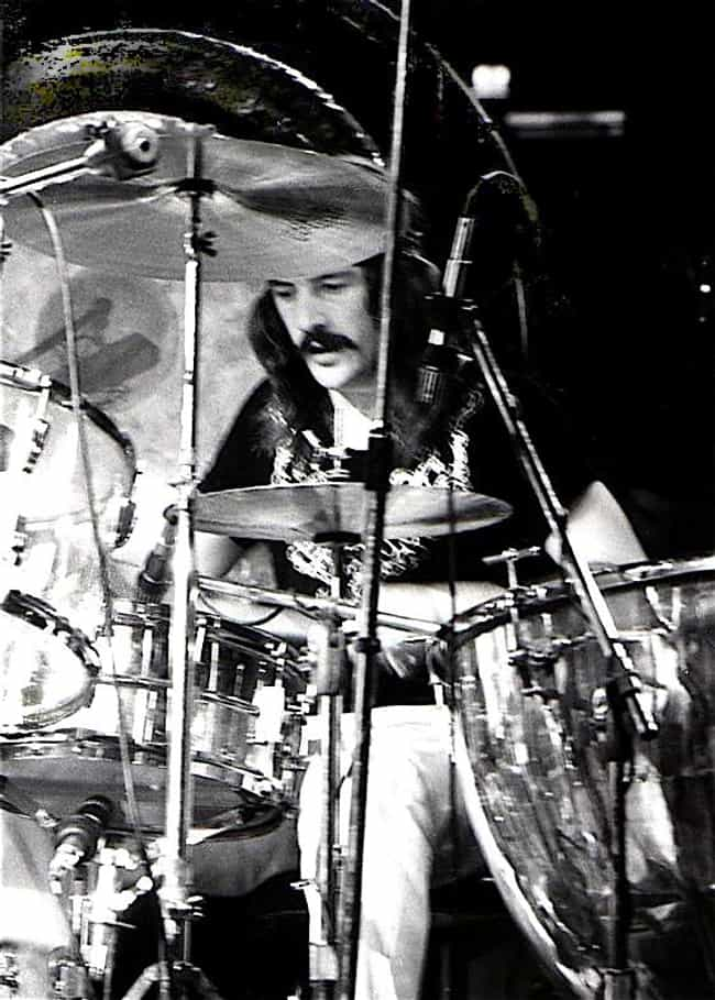 John Bonham is listed (or ranked) 3 on the list Famous People Who Died By Inhaling Vomit