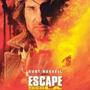 Escape from L.A. is listed (or ranked) 23 on the list The Best Sci-Fi Movies of the '90s