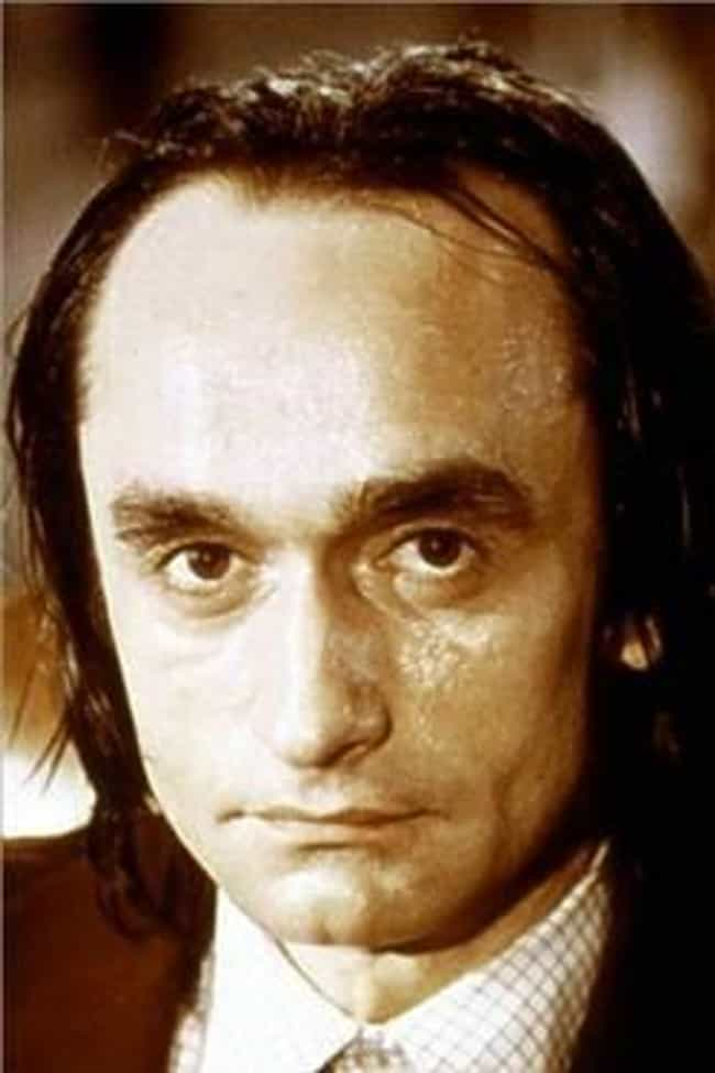 John Cazale is listed (or ranked) 2 on the list The Two Men Who Stole Meryl Streep's Heart