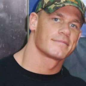 John Cena is listed (or ranked) 8 on the list WWE's Greatest Superstars of the 21st Century
