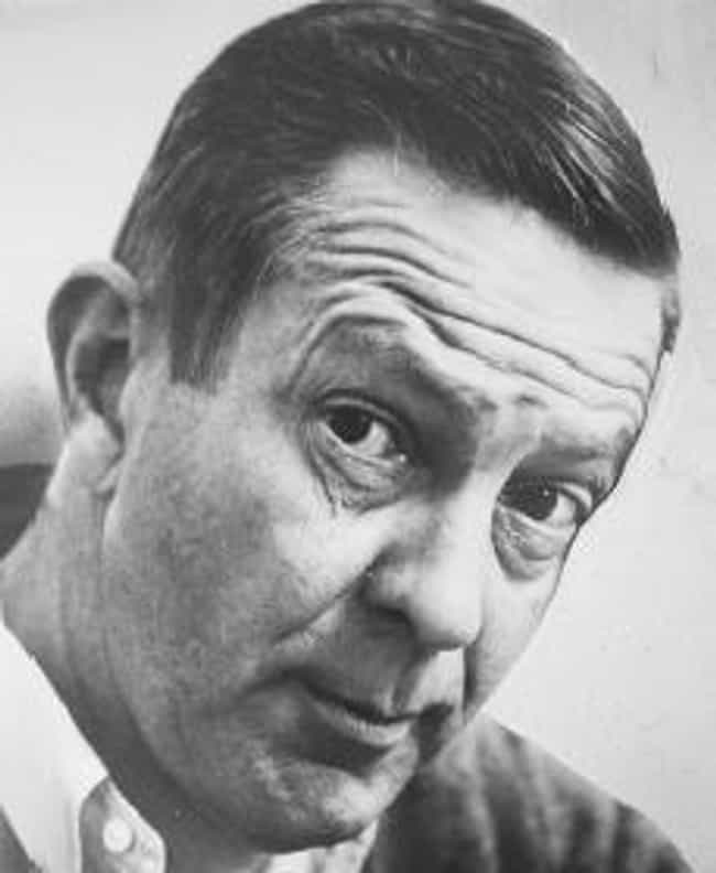 John Cheever is listed (or ranked) 1 on the list Famous Thayer Academy Alumni