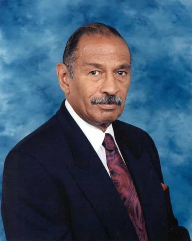 John Conyers is listed (or ranked) 2 on the list Democrat Sex Scandals