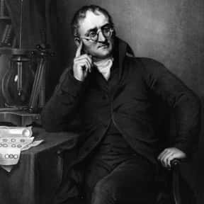 John Dalton is listed (or ranked) 9 on the list Famous People Who Died in England
