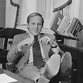 John Dean is listed (or ranked) 7 on the list Famous Colgate University Alumni