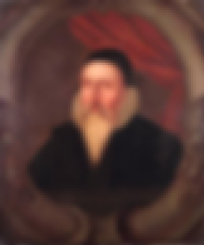 John Dee is listed (or ranked) 3 on the list The Most Important Occultists of All Time