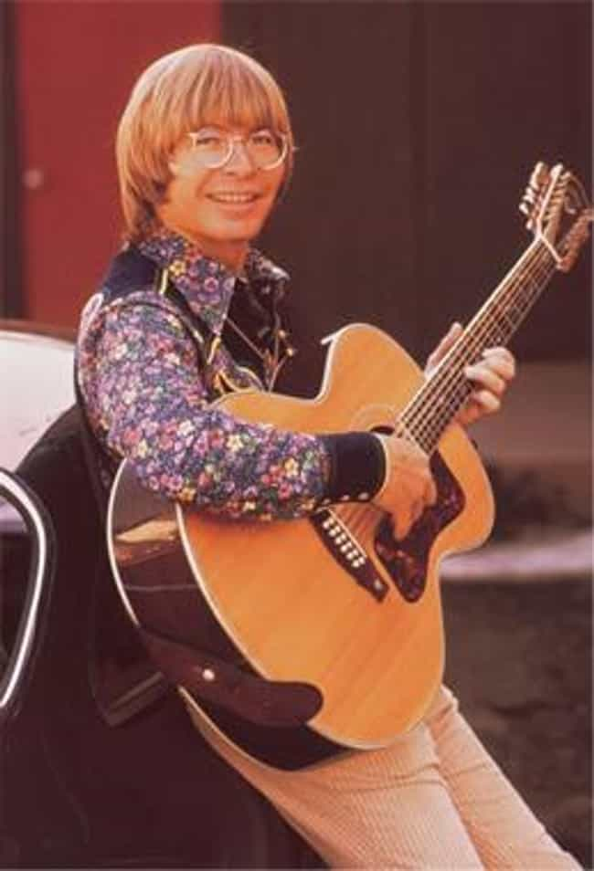 John Denver is listed (or ranked) 1 on the list Famous People You Didn't Know Were Mennonite
