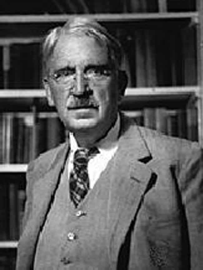 John Dewey is listed (or ranked) 3 on the list Famous Male Psychologists