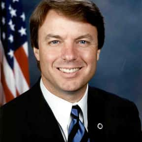 John Edwards is listed (or ranked) 23 on the list Famous People Named John