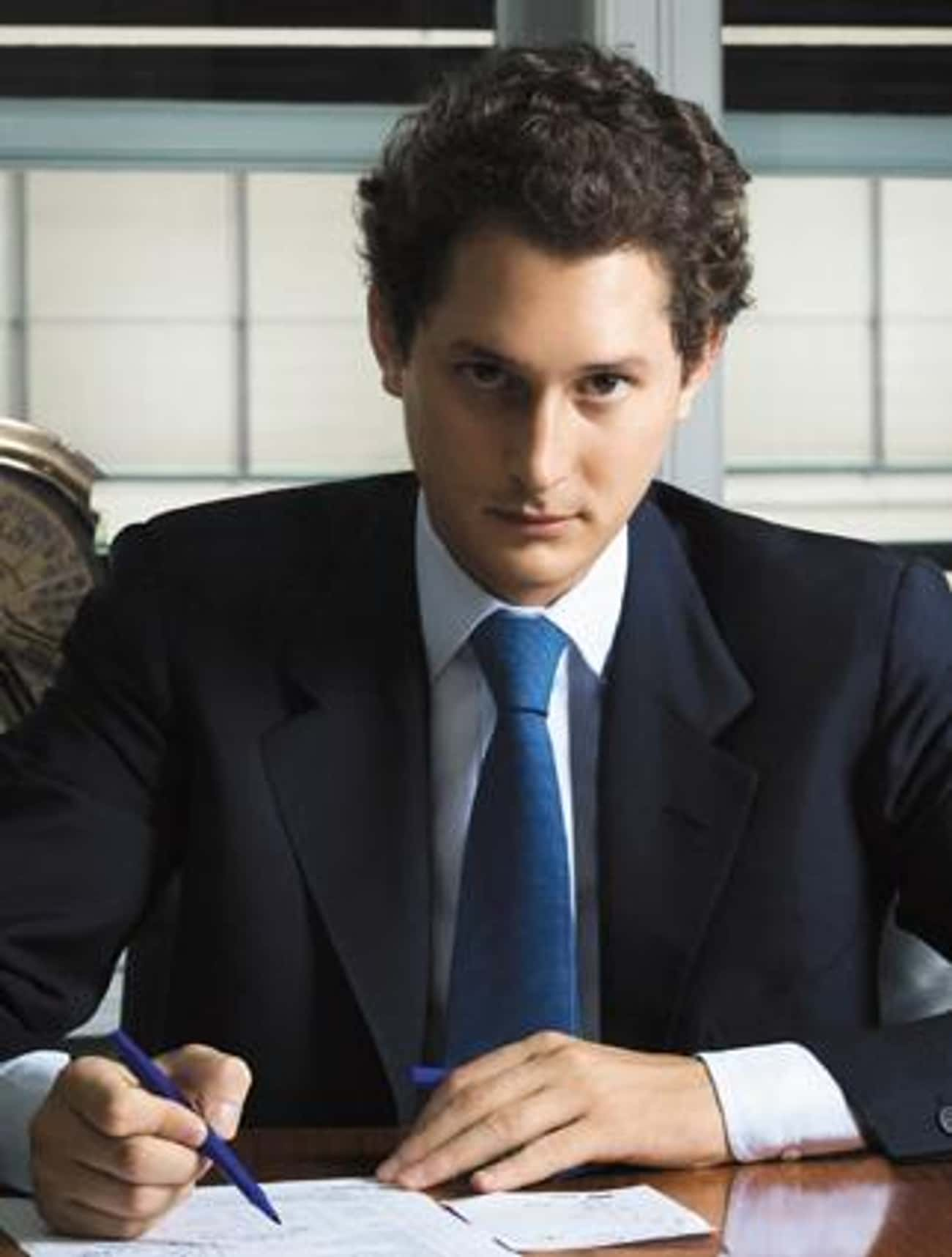 John Elkann is listed (or ranked) 2 on the list Members of the Agnelli Family