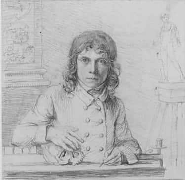 John Flaxman is listed (or ranked) 2 on the list Famous Classicism Artists