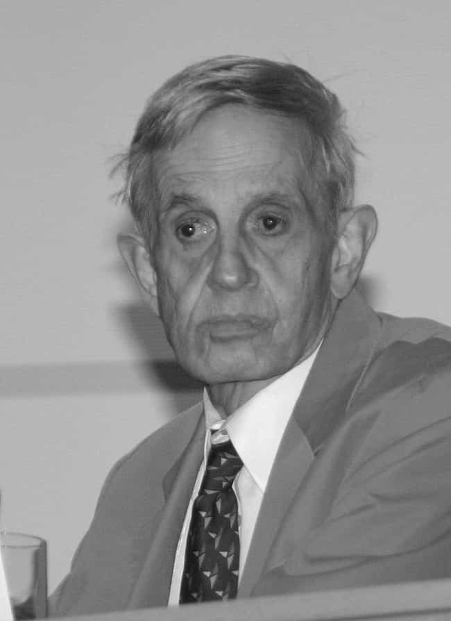 John Forbes Nash, Jr. is listed (or ranked) 3 on the list Famous Schizophrenics