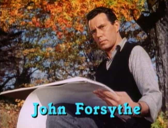 John Forsythe is listed (or ranked) 4 on the list Dynasty: The Reunion Cast List