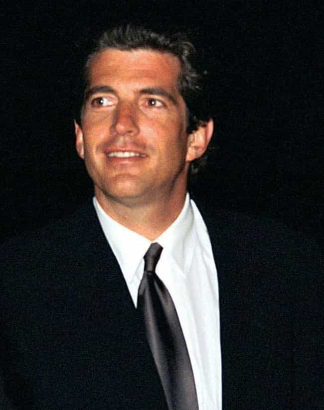 John F. Kennedy, Jr. is listed (or ranked) 4 on the list Famous People Who Died in Plane Crashes