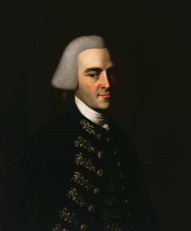 John Hancock is listed (or ranked) 3 on the list Presidents Before George Washington