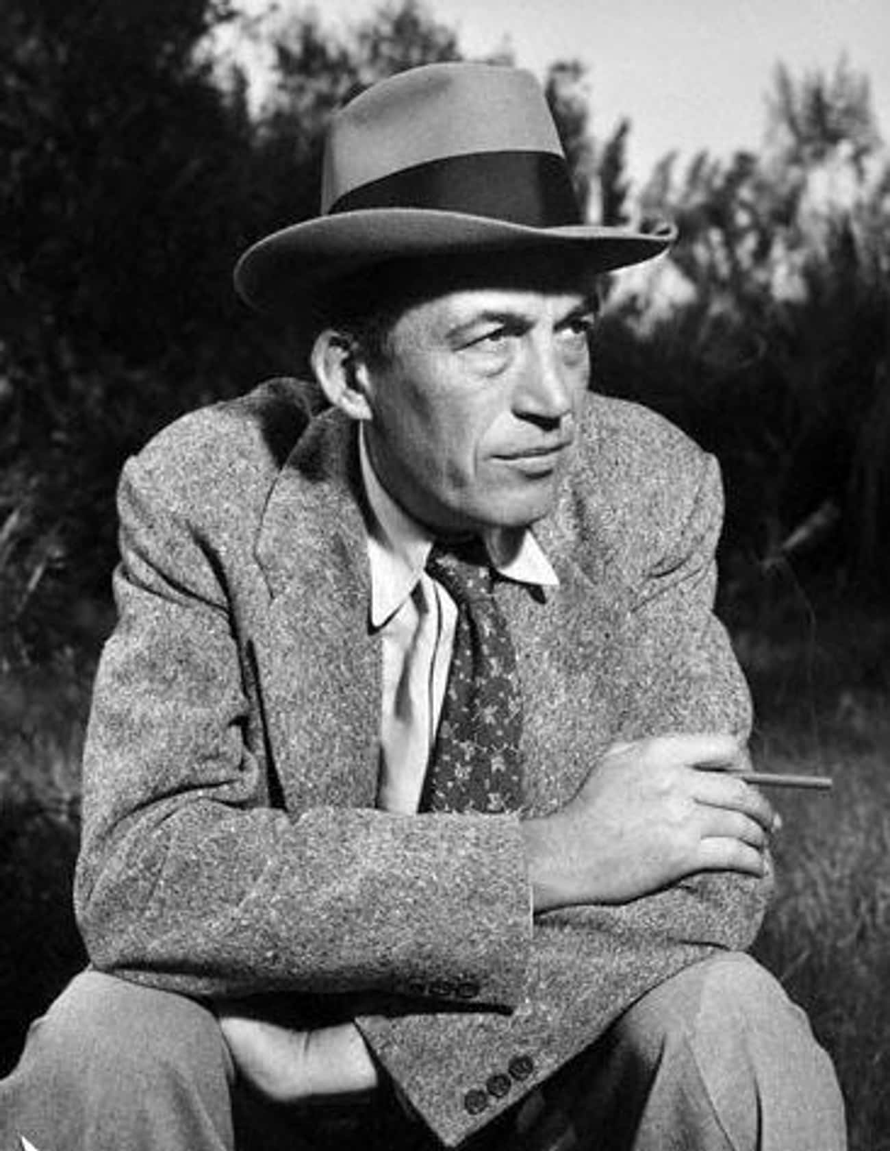John Huston is listed (or ranked) 2 on the list Famous People Born in 1906