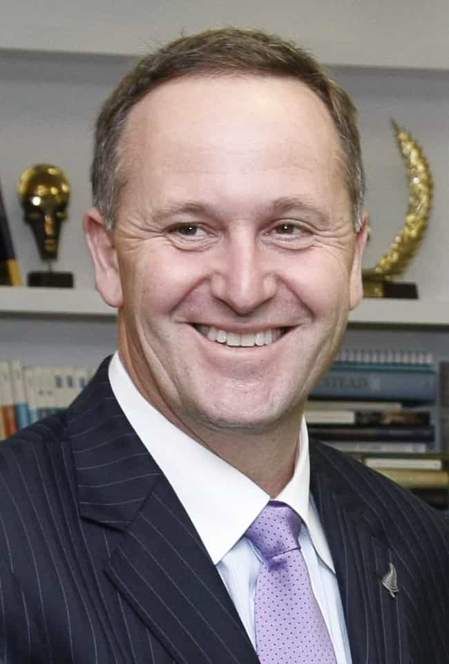 John Key is listed (or ranked) 3 on the list List of Famous Traders